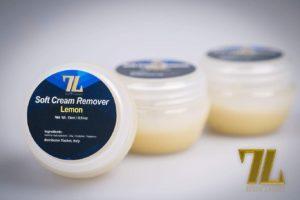 Remover crema limone