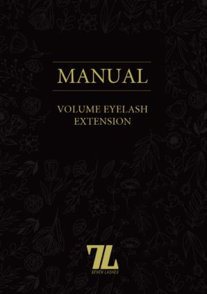 Manuale 7lashes ciglia volume