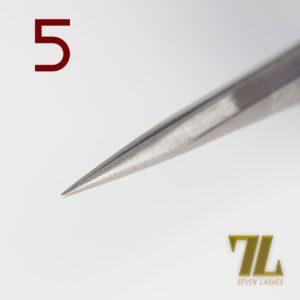 Pinzetta 5, dritta classica