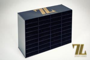 Organizer Box extension ciglia 7Lashes